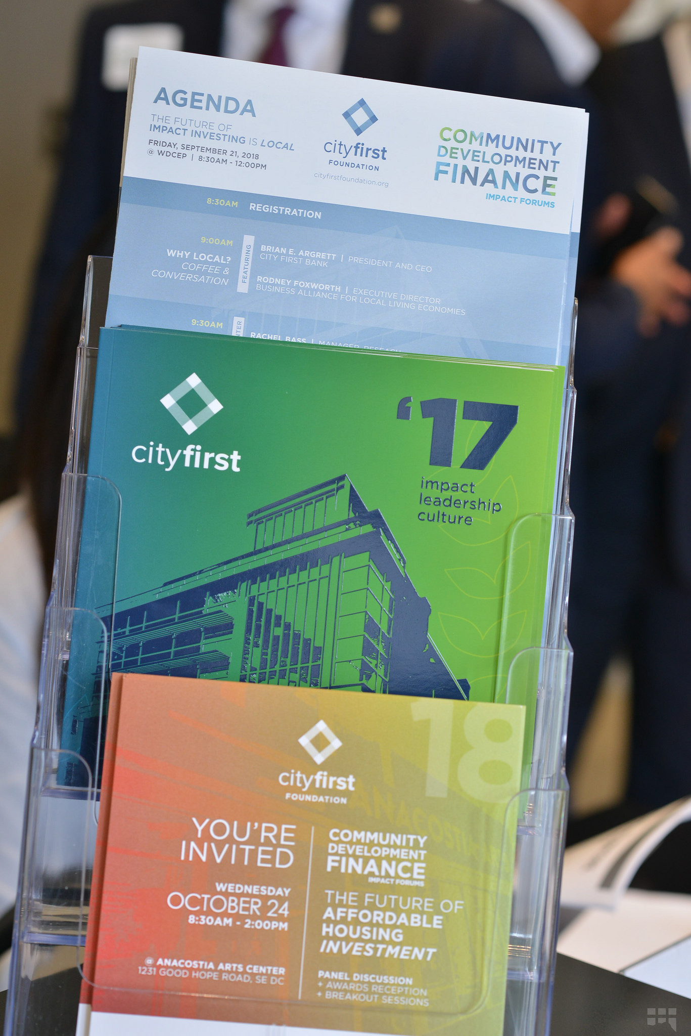 city first 2018 forum materials